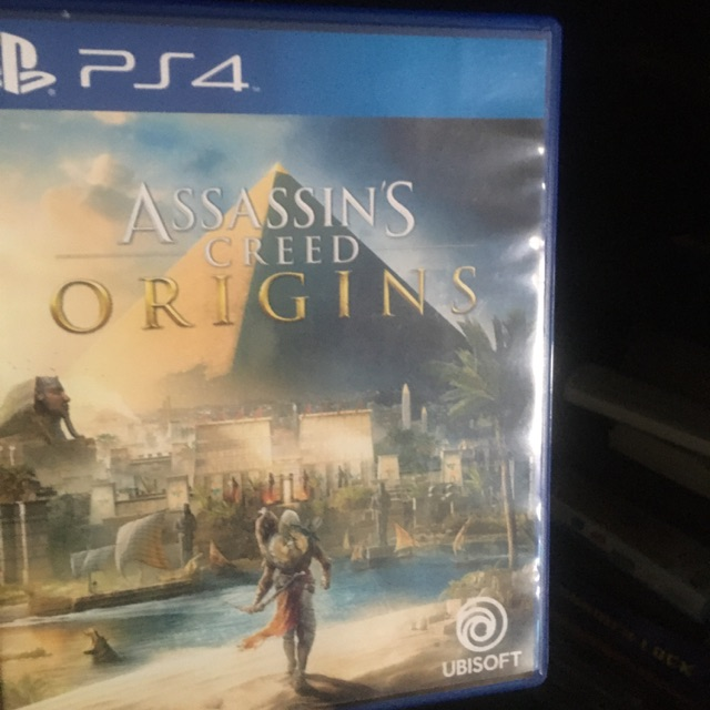 Assasin Creed Origins Call Of Duty Ww2 Shopee Indonesia