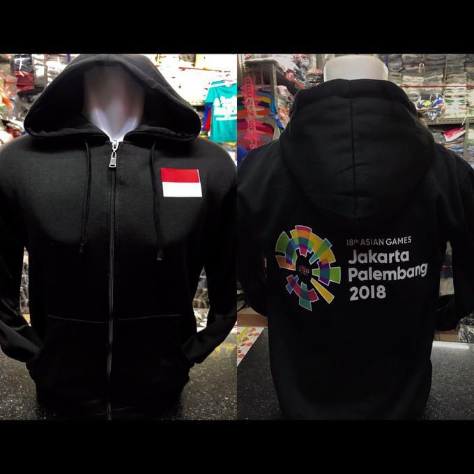 Jaket ASIAN GAMES Terbaru Indonesia