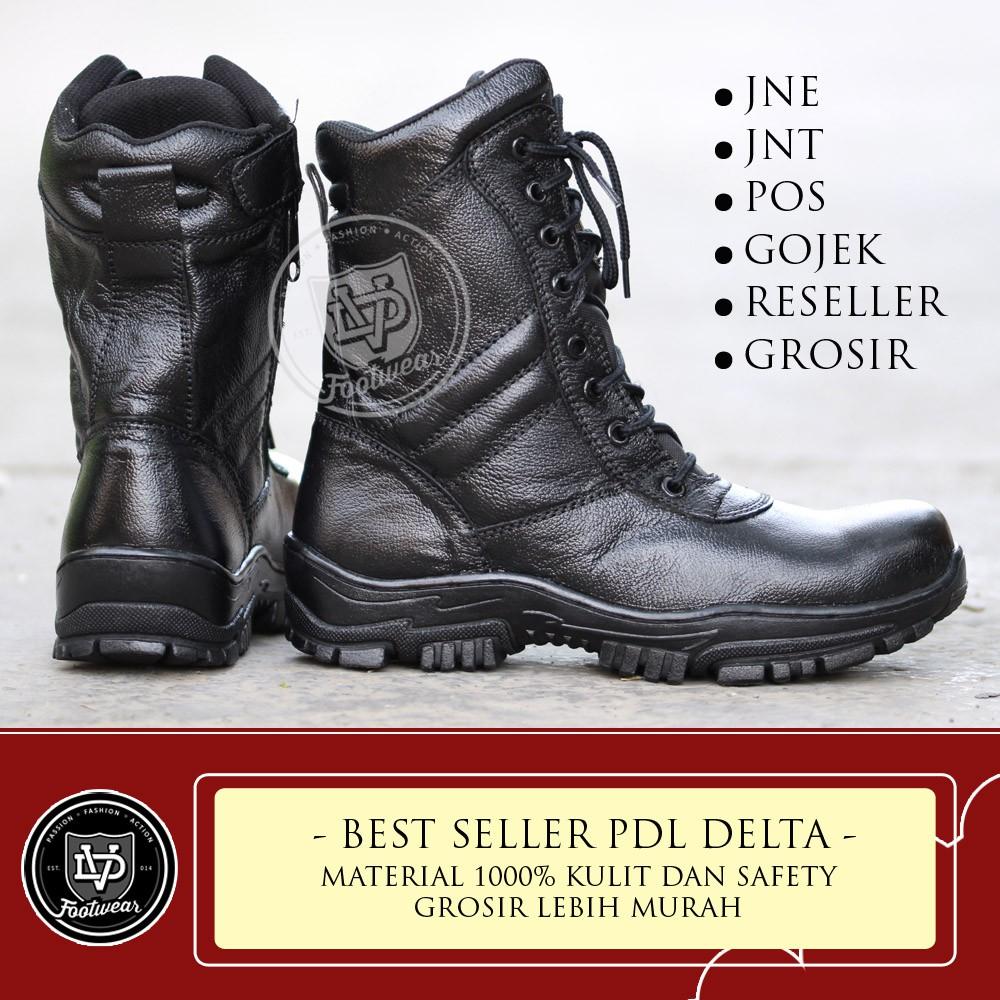 Sepatu PDL Provost Polri Merk Ciarmy Type C-042DP  3b9d12a127