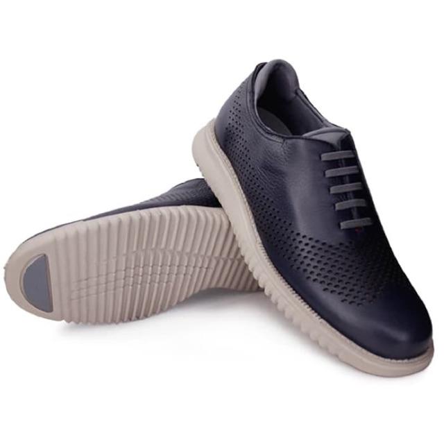Gino Mariani Men's Shoes Elario 2 Leather- Coklat Tua ... Source · GINO