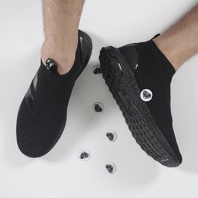 huge selection of b2010 9e369 Adidas Ultra Boost Ultraboost Ace 16+ Triple Black Hitam