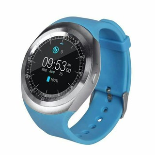 Bergaransi Hp Handphone Jam Tangan Anak Biru Smartwatch Samsung Oppo Asus Sony Lg Bagus