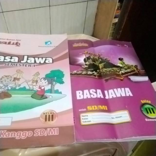 Buku Soal Lks Bahasa Jawa Kls 3 Sd Semester 1 Dan 2 Shopee Indonesia