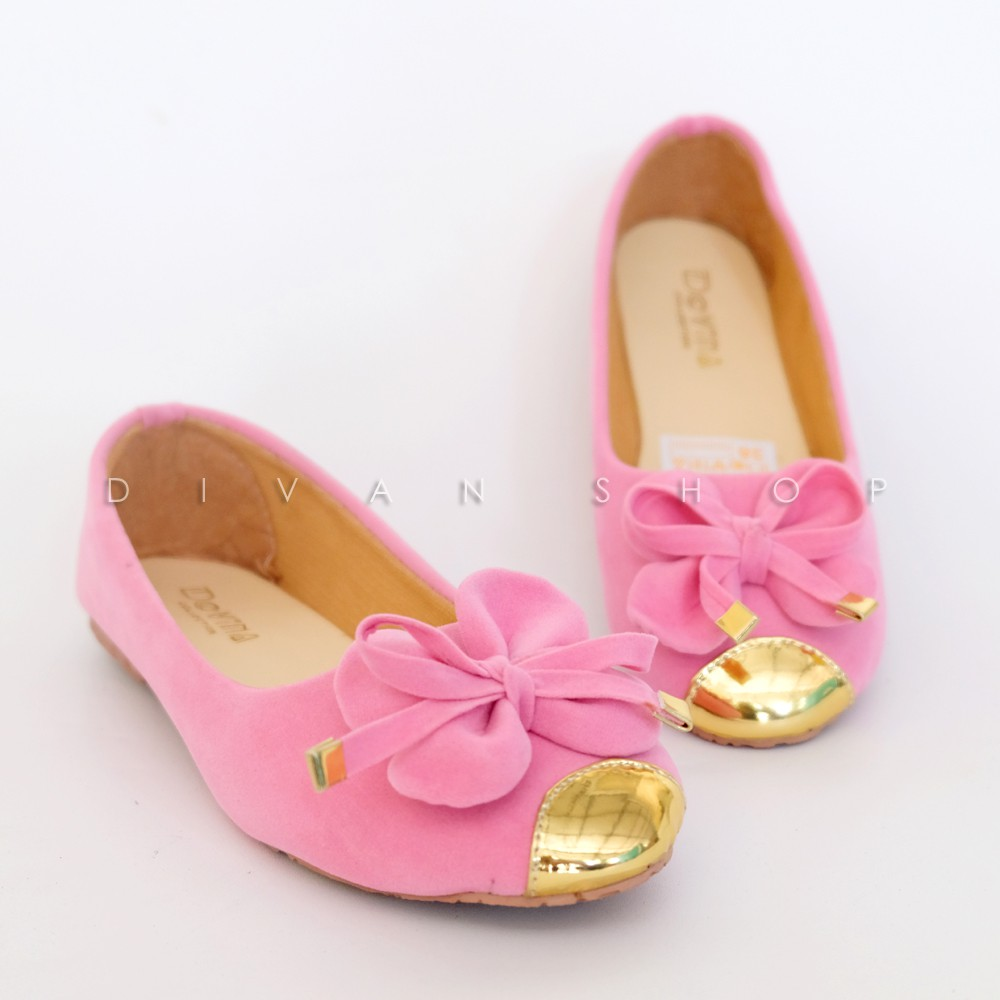 Dr Kevin Women Flat Slip On Shoes 43106 Pink Daftar Harga Terkini Sandals 26133 Merah Muda 37