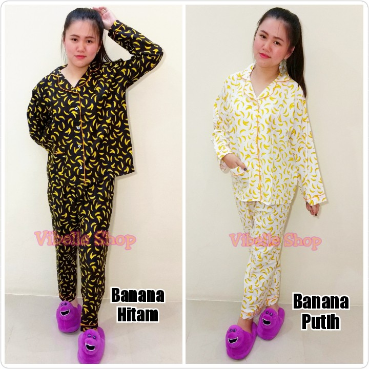 TSUMPP - Tsum Tsum Vibelle shop grosir baju tidur piyama baby doll daster murah wanita Tsum
