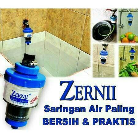 Promo Saringan air keran Filter Plus isi Resin softener Bukan Zernii | Shopee Indonesia