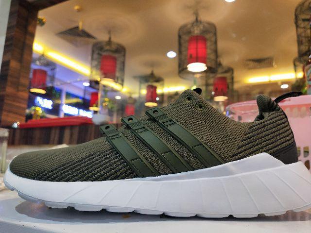 sepatu adidas questar flow terbaru high quality sneakers | Shopee Indonesia