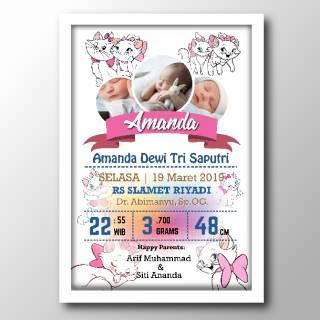 Edit Foto Ucapan Kelahiran Bayi Gambar Tayo Terbaik ...