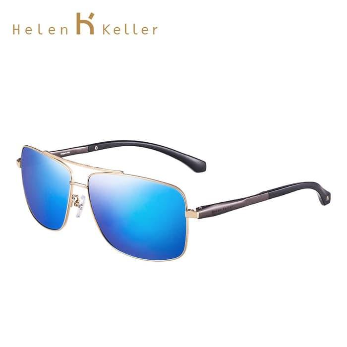 Helen Keller   Kacamata Hitam Pria   Sunglasses   H8393-P37   HK ... 16a5b33d7b
