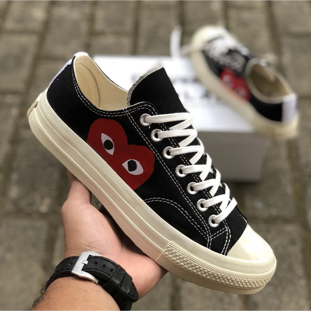 Dr Kevin Men Sneakers 13376 Black White Shopee Indonesia 13364 Hitam 40
