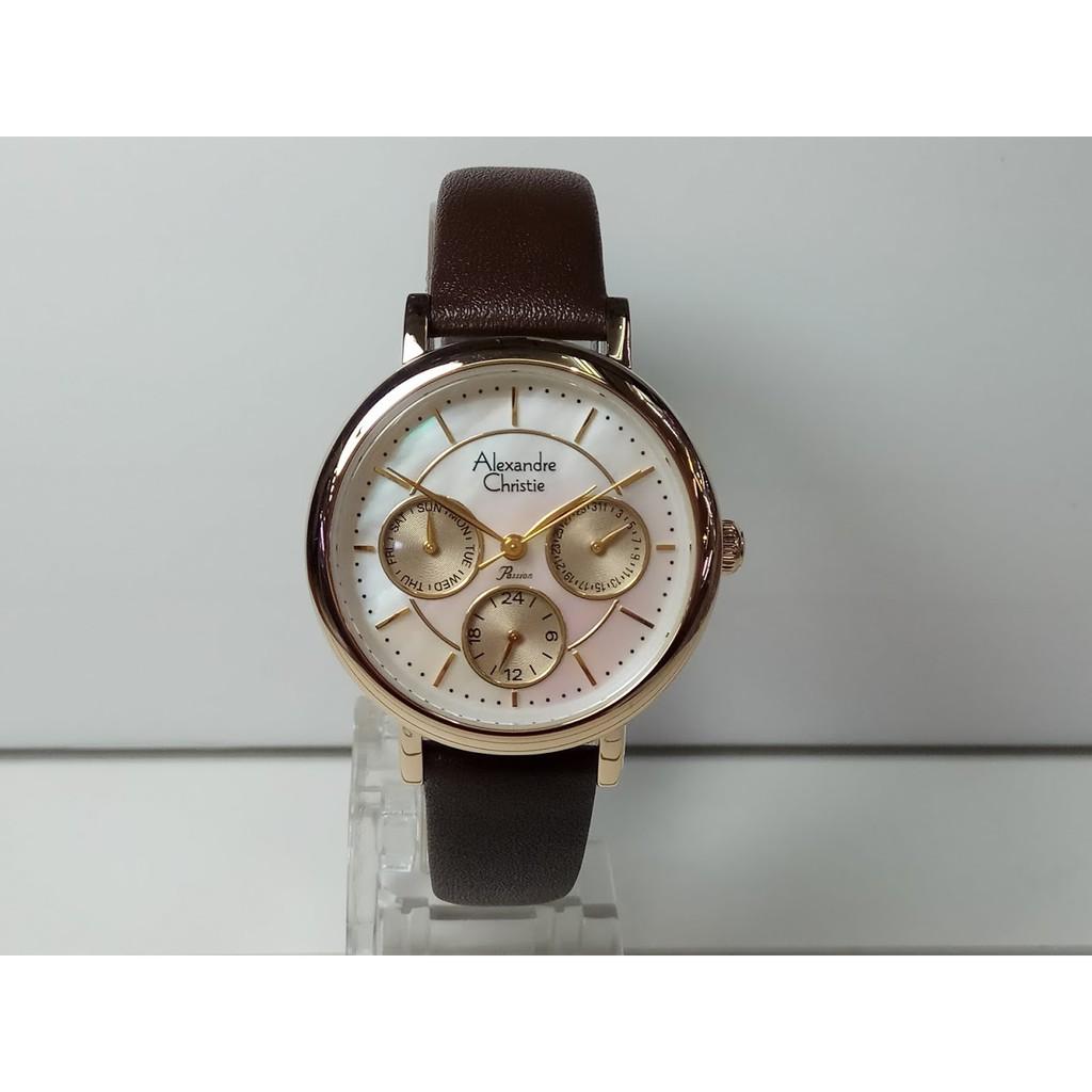 Jam Tangan Wanita Fosil Es3908 Small Original Boyfriend Date Light Fossil Brown Leather Watch Shopee Indonesia