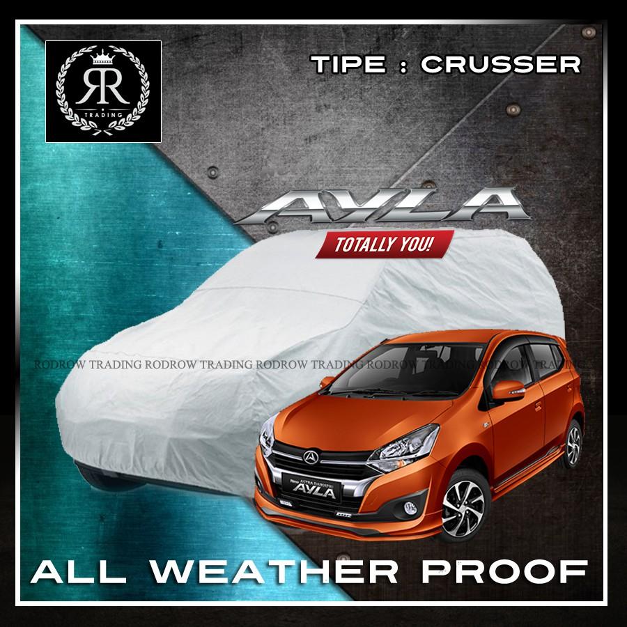 Body Cover Mitsubishi MIRAGE / Sarung Mobil / Cover Mobil Polos-Silver | Shopee Indonesia