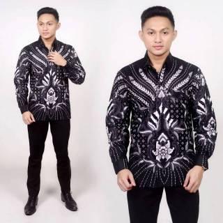 77 Contoh Baju Batik Pria Buat Kondangan Terbaik
