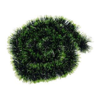 slinger pohon natal warna putih/hijau/hitam untuk dekorasi