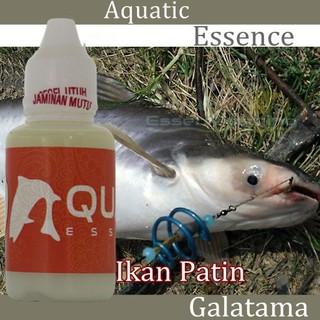 Oplosan Essen Umpan Ikan Patin Galatama Aquatic Essence Shopee Indonesia