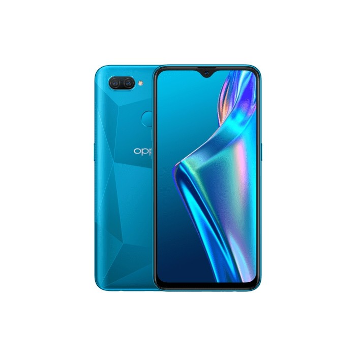 HP OPPO A12 3/32 GB - OPO A 12 RAM 3GB ROM 32GB Android 9 OS 6.12 - Biru