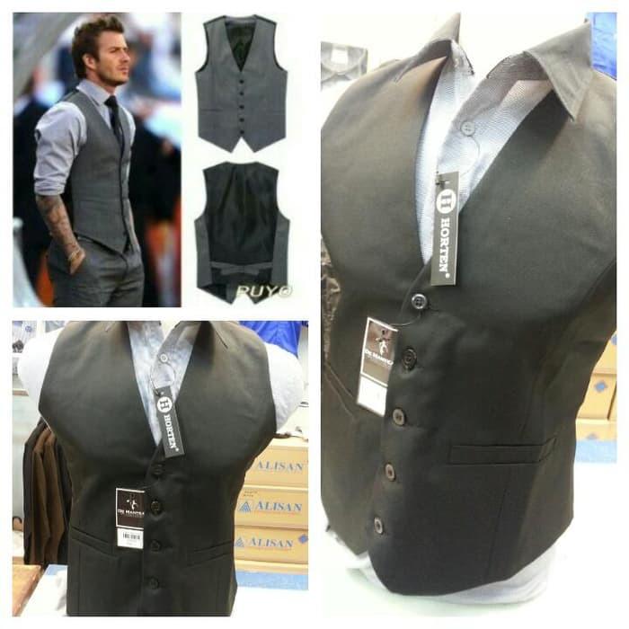 blazer+rompi+pakaian+pria+formal - Temukan Harga dan Penawaran Online  Terbaik - Januari 2019  a1ad5ddce9