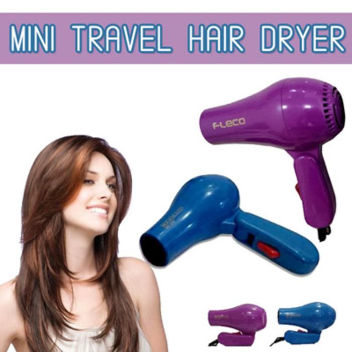 Hair Dryer Mini Fleco 258 - Pengering Rambut Travelling - Hairdryer Murah  268fcebc7c