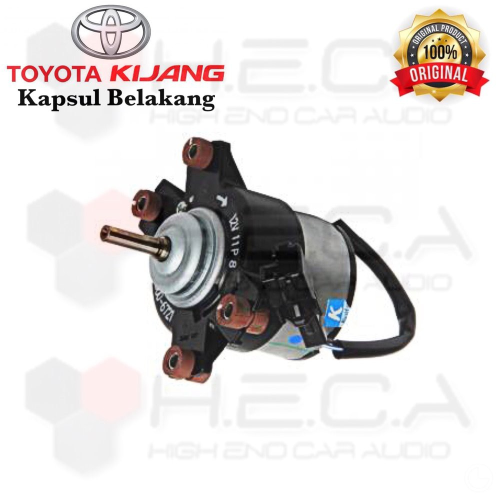 Motor Fan Blower Ac Mobil Belakang Toyota Kijang Kapsul Grand Double Blower Kipas Angin Shopee Indonesia