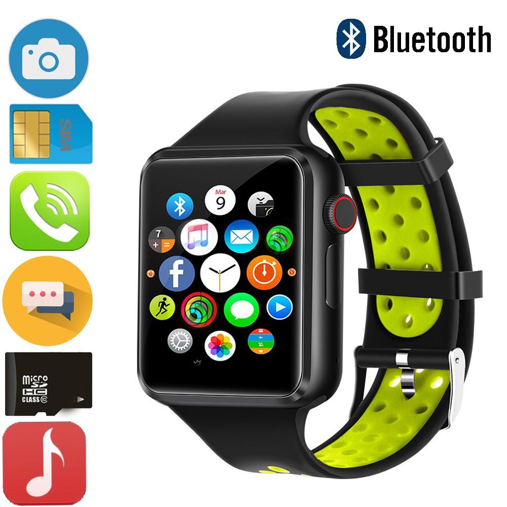 C5 bluetooth smart watch men's touch screen smart watch ...