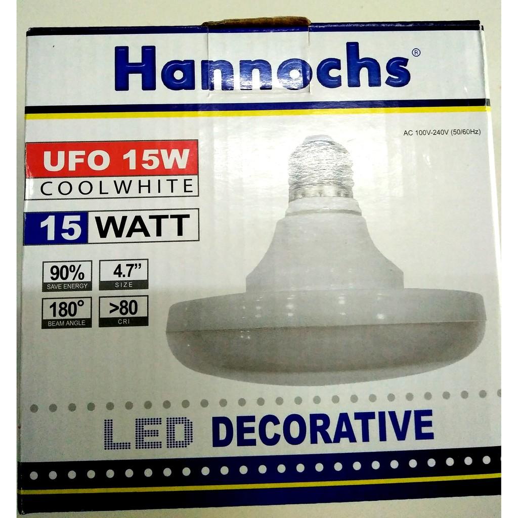 Lampu Led Hannochs Grand Premier 20 Watt Bergaransi 1 Tahun Shopee Genius Ac Dc 10w Indonesia