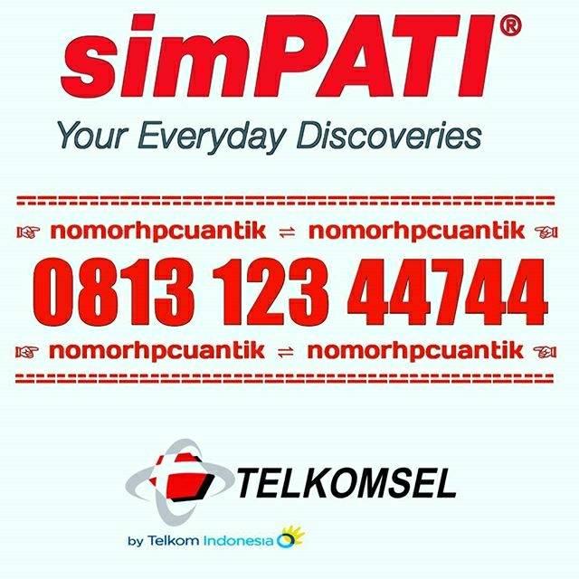 Nomor Cantik Indosat Im3 Seri Triple 444 0857 8103 444 3 Rapi TN .