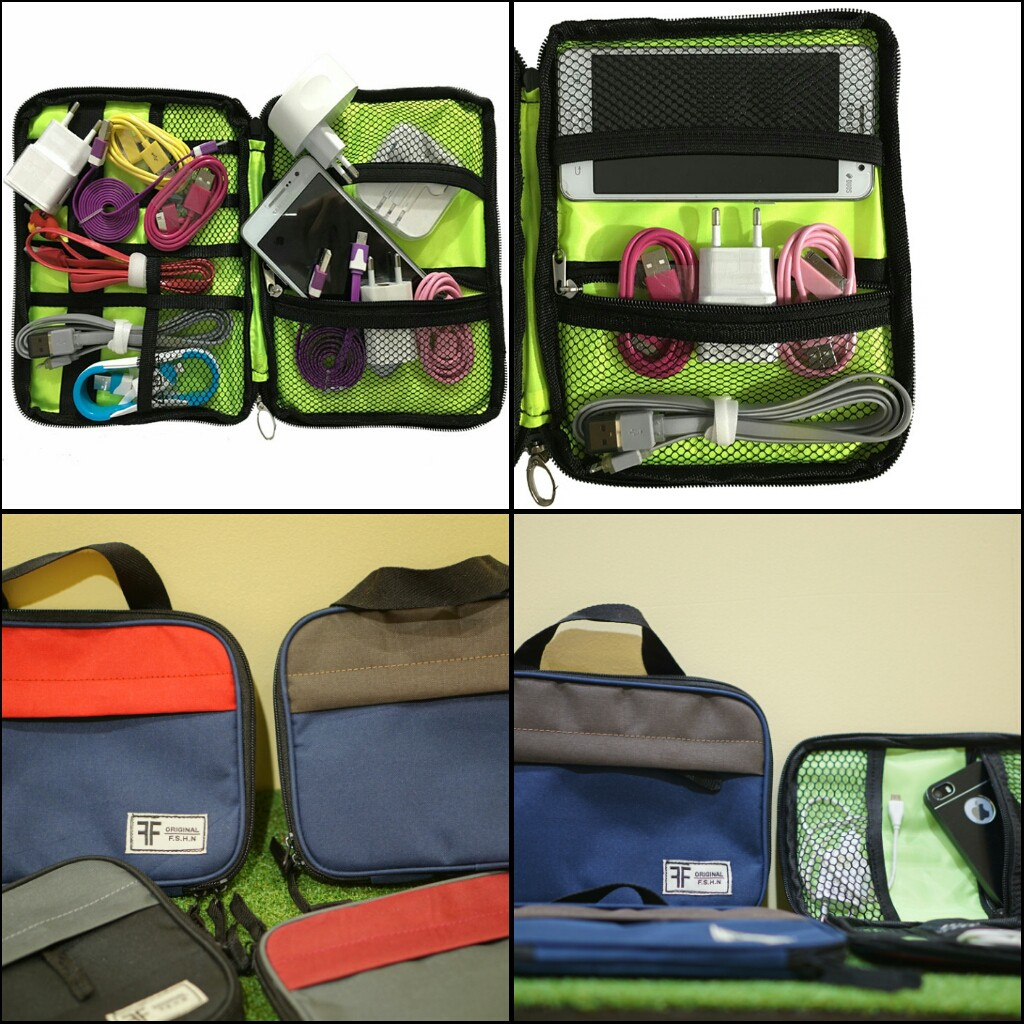 Consina Travel Pouch Quest Shopee Indonesia Invicta Slingbag