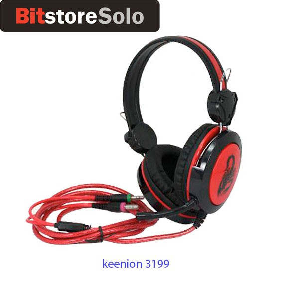 Headset Keenion Gaming KOS-3199 .