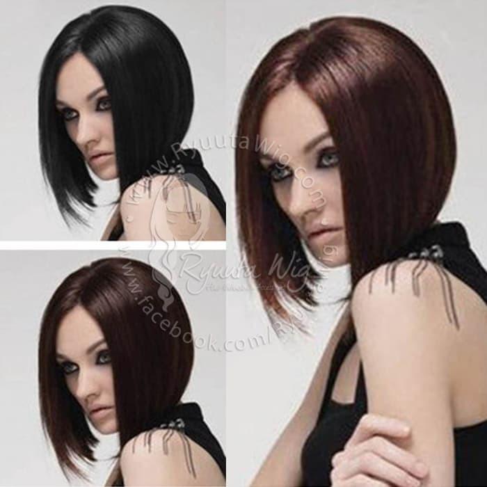 wig pendek - Temukan Harga dan Penawaran Perawatan Rambut Online Terbaik -  Kecantikan November 2018  d91cfc5ff4