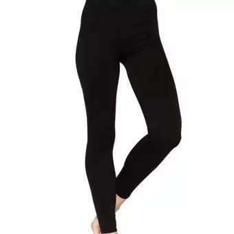 Celana Legging Hitam Untuk Remaja Dan Wanita Polos Fit To Xl Shopee Indonesia