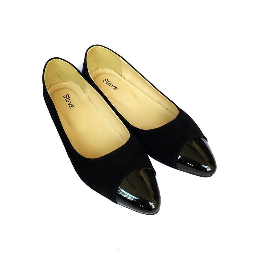 Terbaru Jelly Flat Shoes Ribbon 1936 1 Shopee Indonesia Wanita Kerja Kanvas Lukis  Slipon Px Style Suster