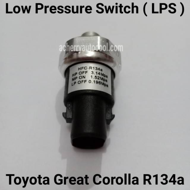 Low Pressure Switch Ac >> Pressure Switch Lps Ac Mobil Toyota Great Corolla R134a