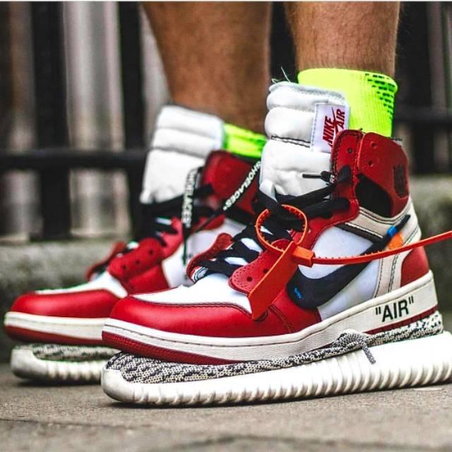 30bd49b11701 Nike Air Jordan 1 x Off-White
