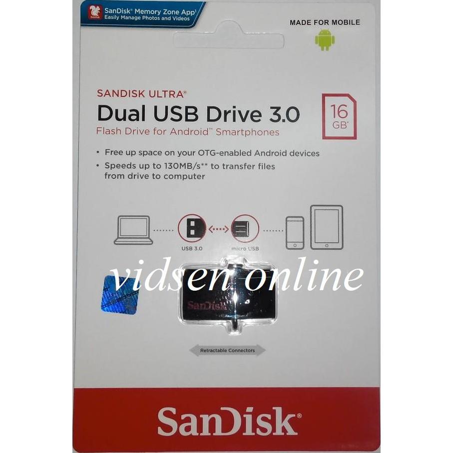 Sandisk Otg Flashdisk Ultra Dual Usb Drive 3 0 32gb Putih Free Bonus Murah Promo 16gb Cruzer Switch Cz52 2 Shopee Indonesia