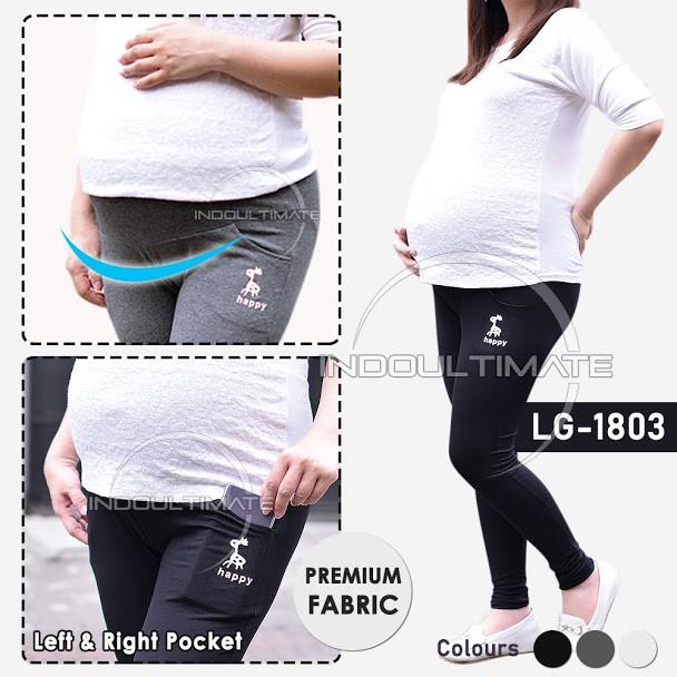 Dingin Jumbo Celana Hamil Panjang Pendek Legging Ibu Hamil Celana Kerja Baju Pakaian Ibu Hamil Shopee Indonesia