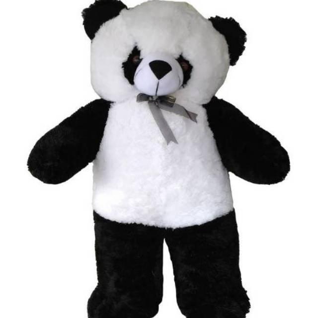Boneka BERUANG PANDA TEDDYBEAR XL (T60CM)  e1d31a3f50