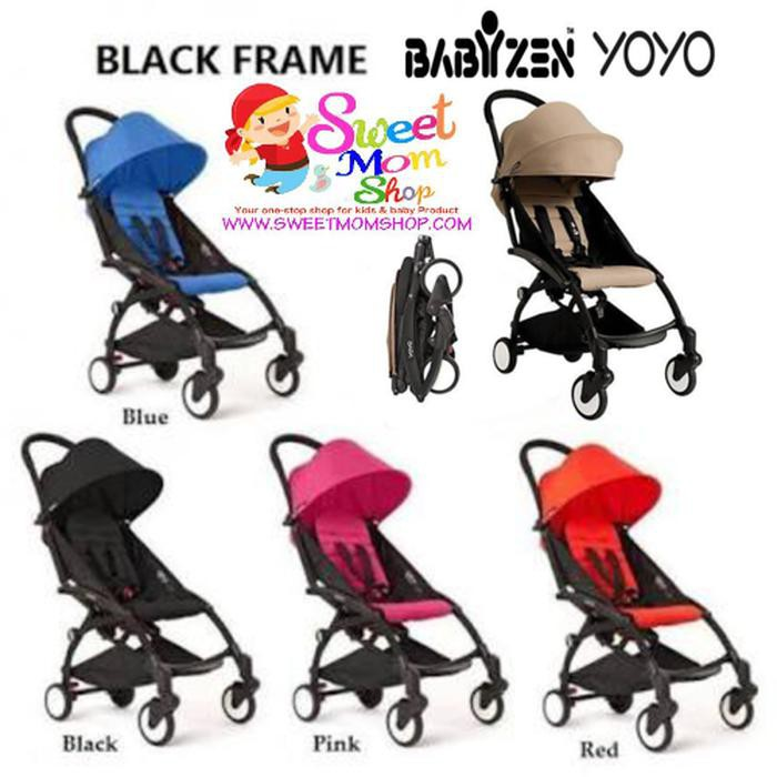 Sweetmomshop Babyzen Yoyo 6 Murah Shopee Indonesia