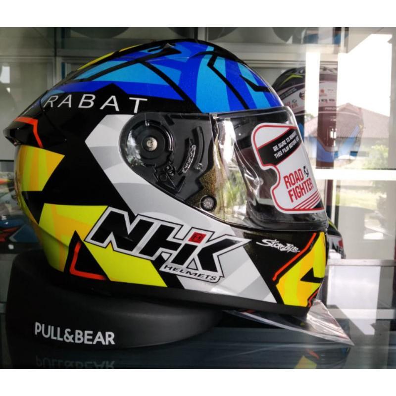 Helm NHK GP Prime Tito Rabat (Fullface)free pinlock