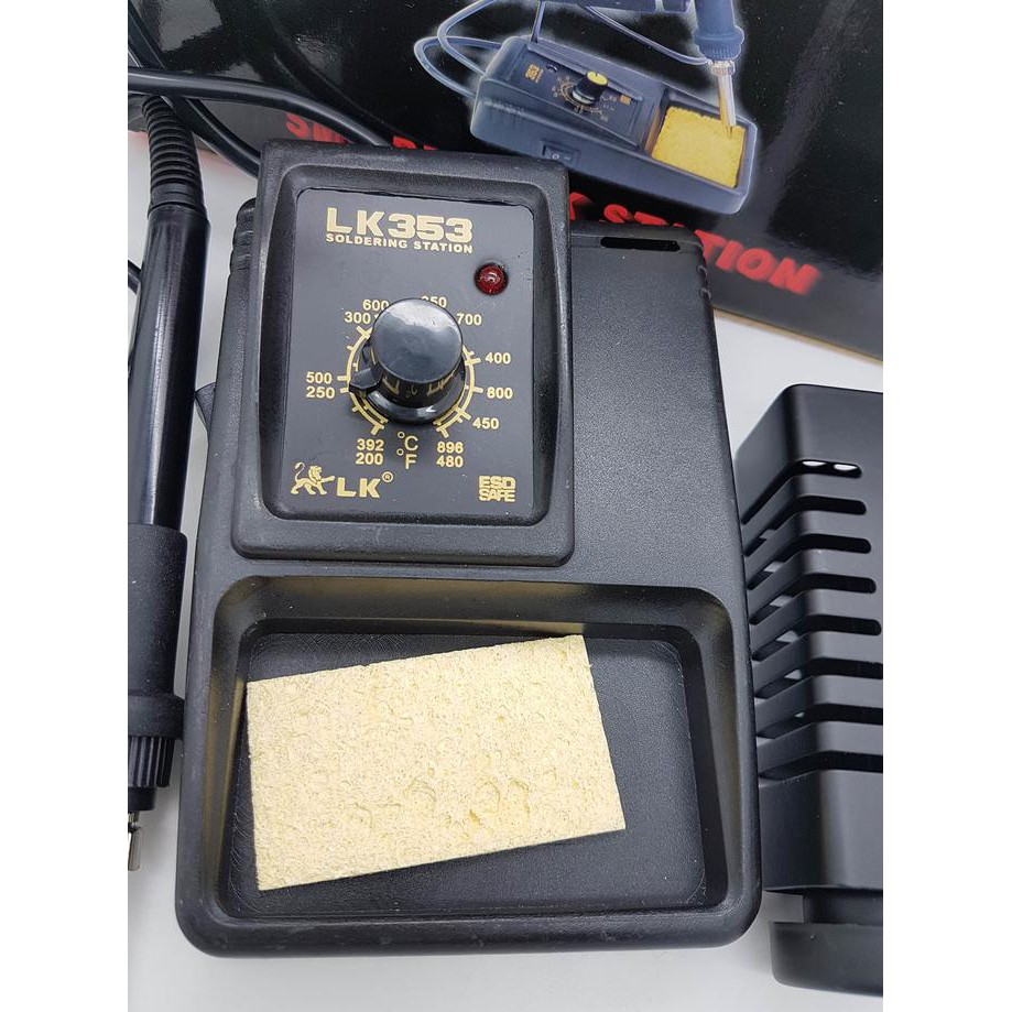 Solder Quick 936a Soldering Station Constant Temperature Shopee Gagang Men Cowo Indonesia