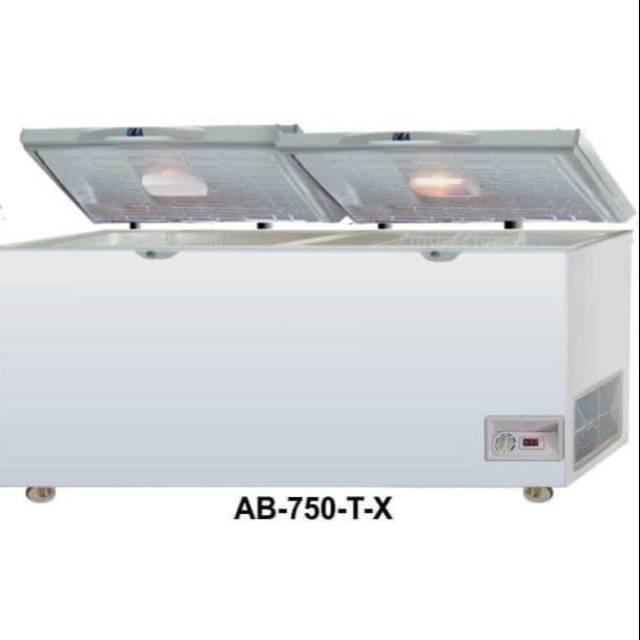 Chest Freezer Gea AB-750-T-X/Freezer gea Ab-750/Freezer box 750 liter