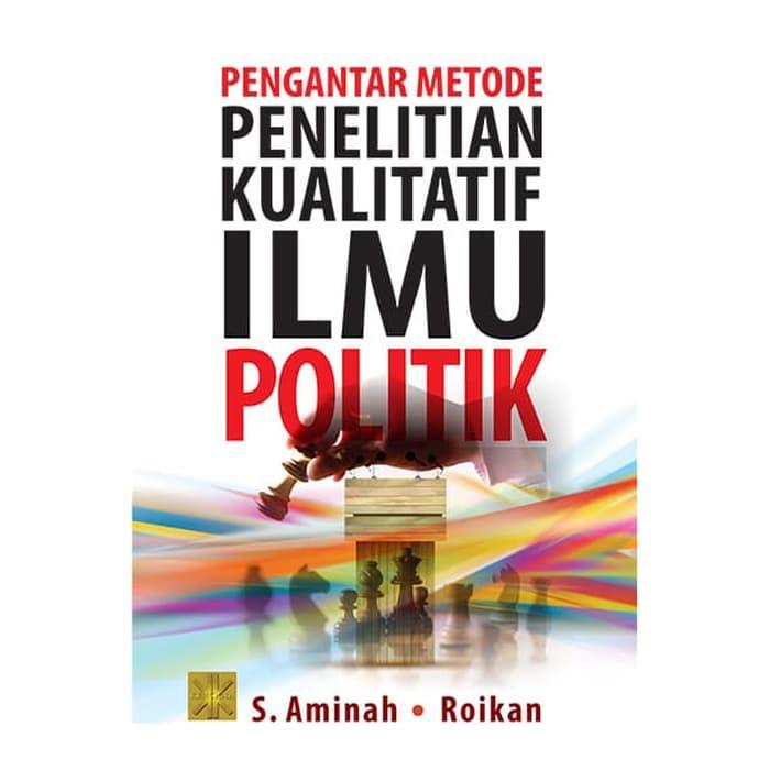 Pengantar Metode Penelitian Kualitatif Ilmu Politik Original Prenada Shopee Indonesia