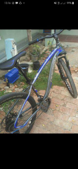 Sepeda Gunung 27.5 MTB ODESSY REM CAKRAM 21 SPEED Shopee