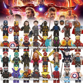 Lego Avengers Marvel Lego Marvel Shopee Indonesia