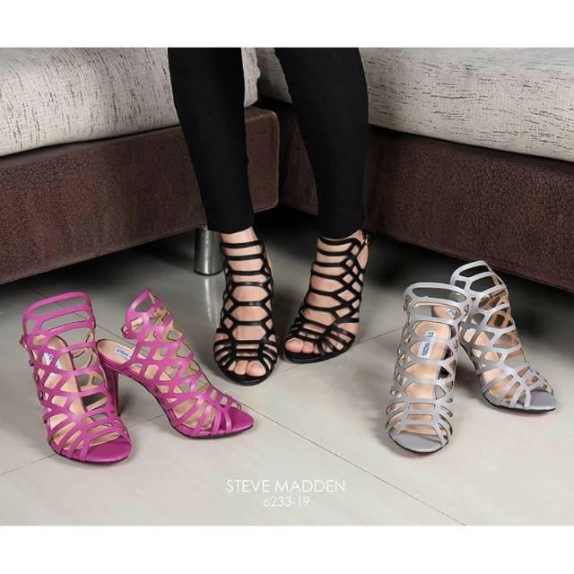 6bd81c1cd46 Sepatu steve madden 6233-19 heels