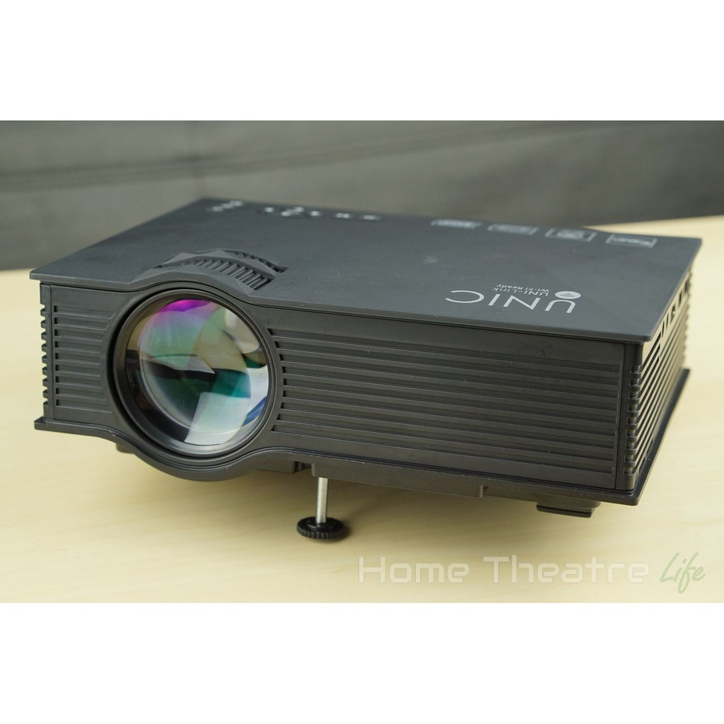 Infokus Infocus Unic Uc46 Proyektor Projektor Full Hd 1080p Wifi Mini Portable Projector Support Red And Blue 3d Effect With Connection Murah Bagus Shopee Indonesia