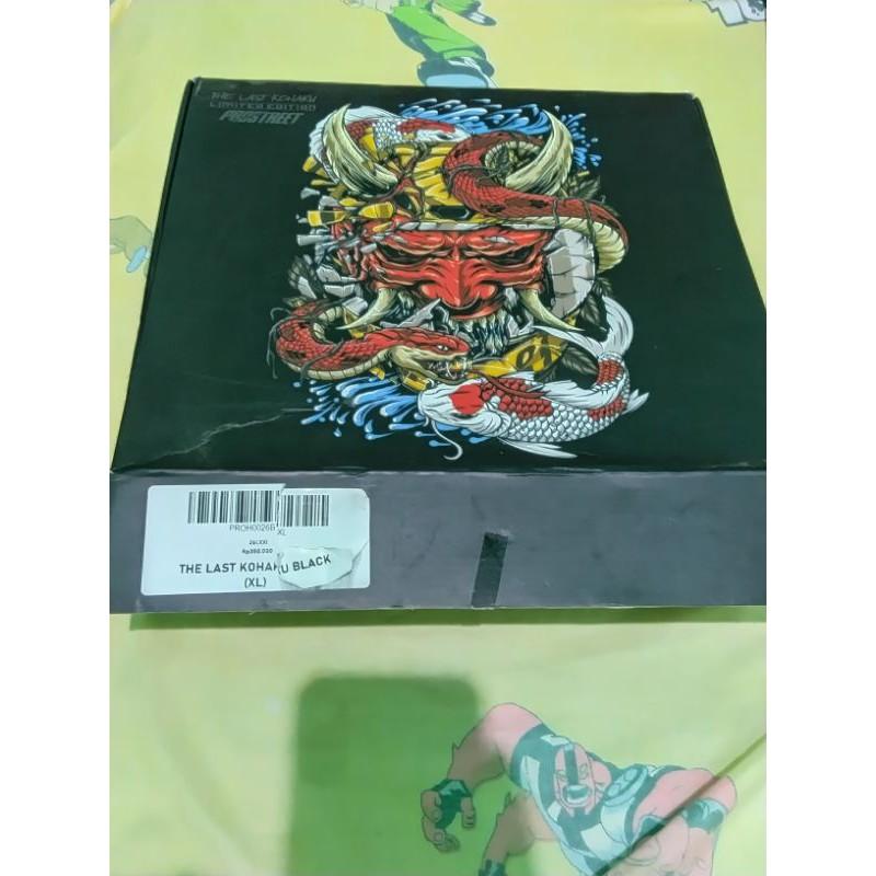 Hoodie Prostreet Kohaku V3 limited edition