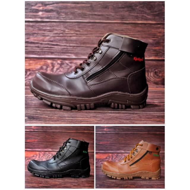 Belanja Online Boots - Sepatu Pria  52d0375b16