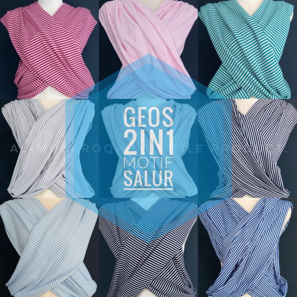 Geos Bians Banyak Posisi Gendongan Kaos Bayi Motif 09 Shopee Indonesia