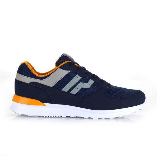 Sepatu Running Piero Jogger Sunrise Blue - Navy | Shopee Indonesia
