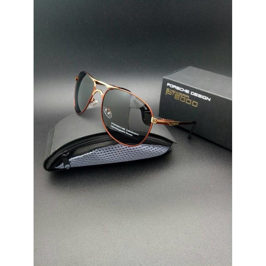Kacamata Porsche Design 5234 Polarized Hitam - tempat jual Produk ... a90962d00a